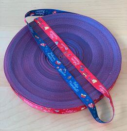 cinta tela personalizada