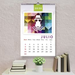 calendarios de pared personalizados