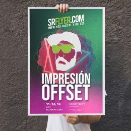 impresión carteles y posters