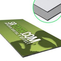 Dibond de aluminio