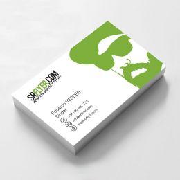 tarjetas de visita urgentes