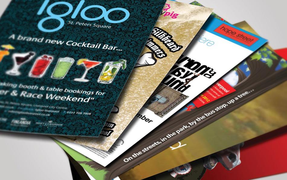 ¿Sabes qué publicidad impresa necesitas para tu negocio?